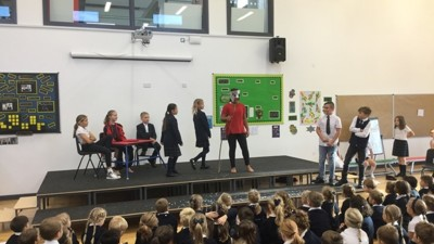 Year 5 Class Assembly