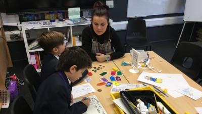 Marvellous Maths Day