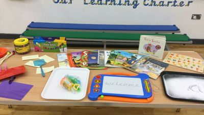 School Readiness Workshop