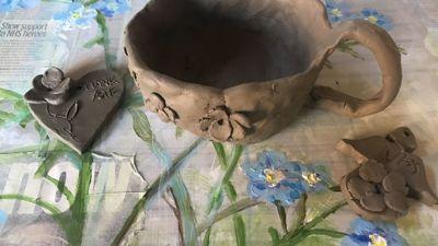 Ceramics workshop amazing creations