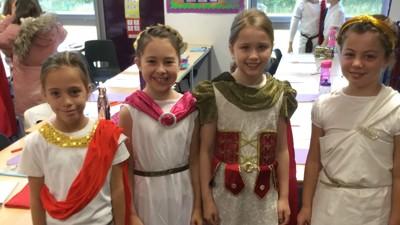 Roman Day