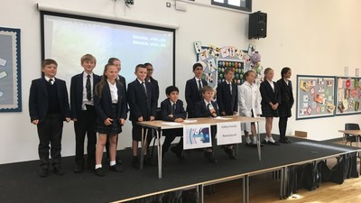 Year 6 Assembly