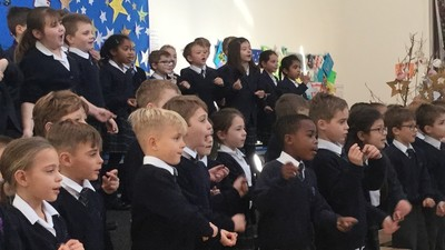 Years 2 & 3 put on fantastic Christmas concert!