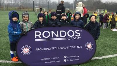 Rondos EYFS & Year 1 Football Tournament