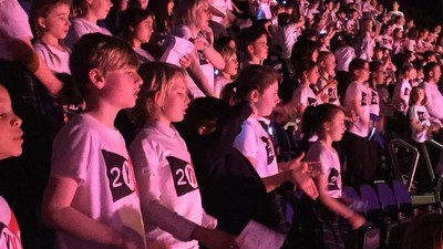 Our Amazing Young Voices Experience